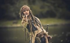 """Fotógrafo de Sorocaba faz ensaio com """"Jack Sparrow"""""""
