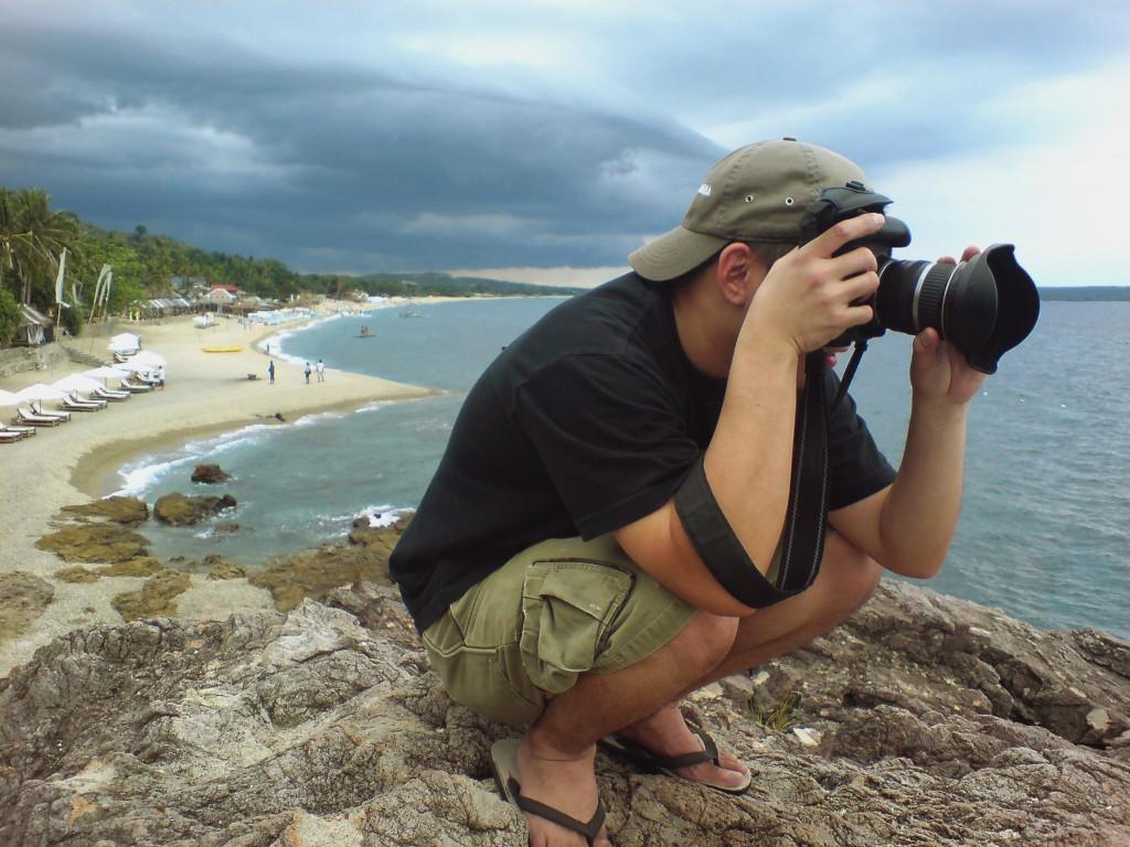 Para se tornar um fotógrafo profissional é preciso esforço e foco. | Foto: Fran Flores Dima-ala/Free Images