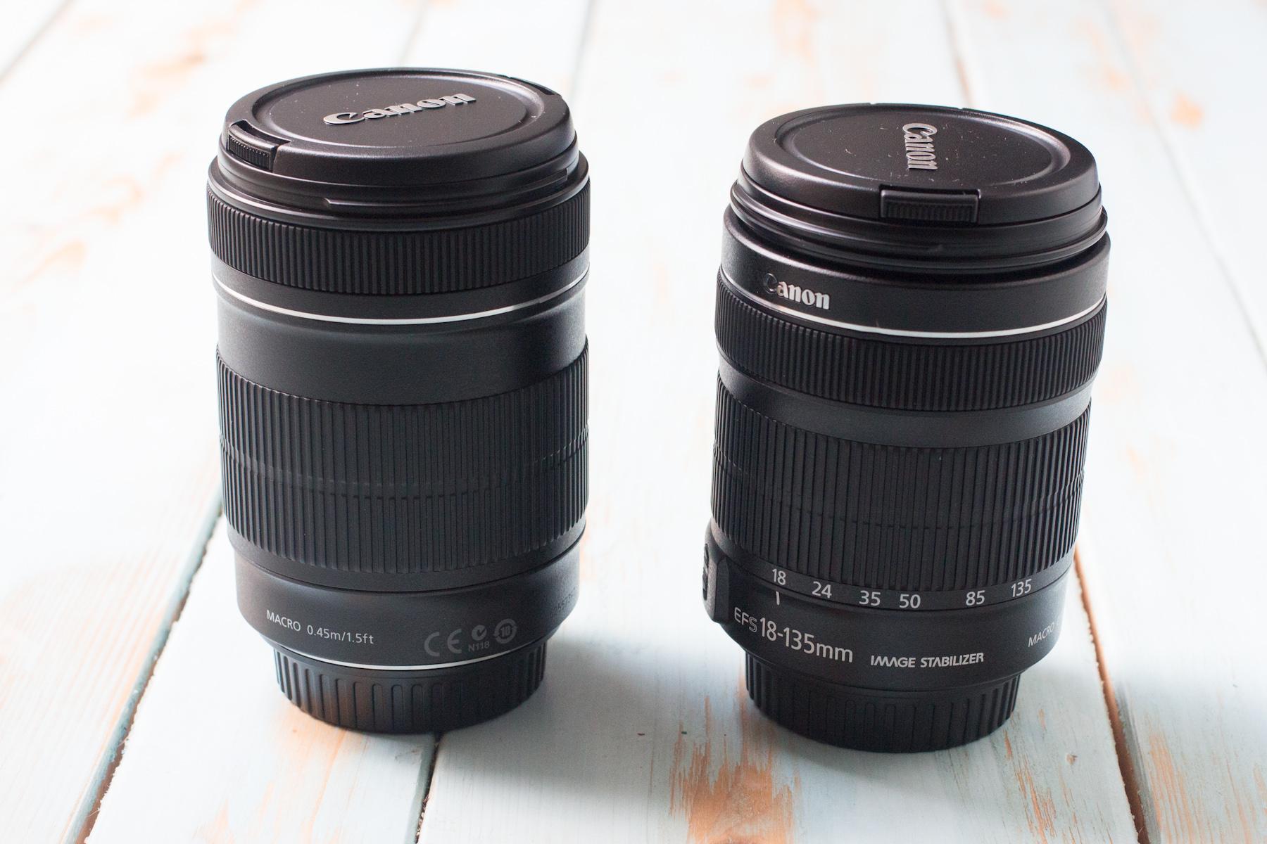 A lente Canon 18-135 é a escolhida pelo canal Cara da Foto na opção de ter apenas uma lente. | Foto: Photo Recommendations/Divulgação