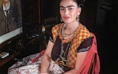 Fotos raras e tocantes do último ano de vida de Frida Kahlo