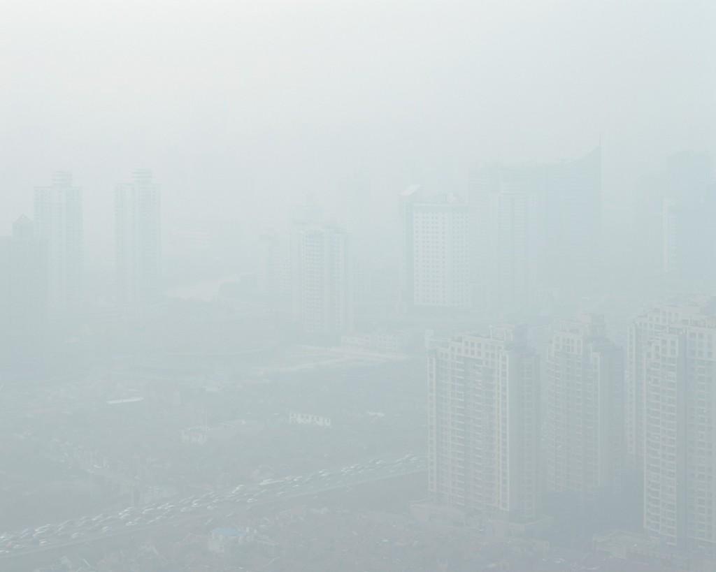 AQI 370, Shanghai. | Foto: Benedikt Partenheimer