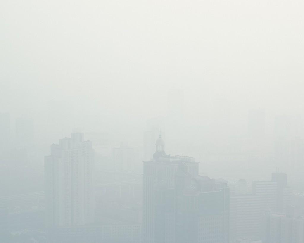 AQI 380, Shanghai. | Foto: Benedikt Partenheimer