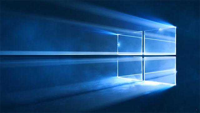 A imagem final do wallpaper para Windows 10.