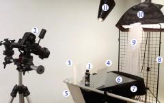4 opções de iluminação para fotografia de produto (still)