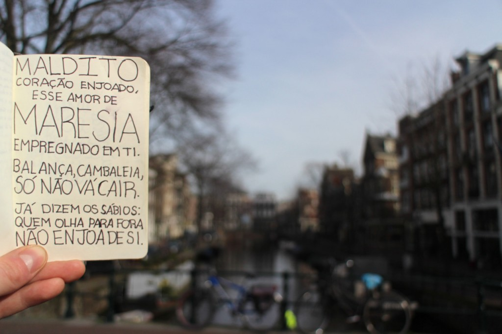 Amsterdã, Holanda | Foto: Ricardo Müller