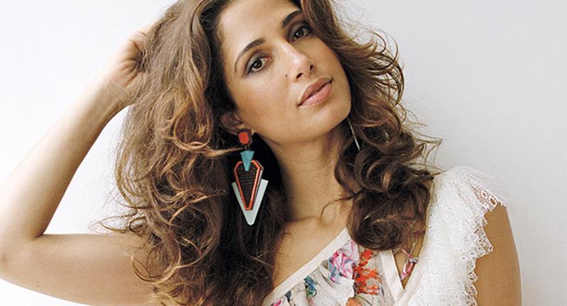 A atriz Camila Pitanga   Foto: Divulgação