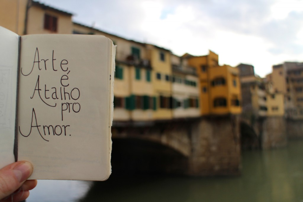 Florença, Itália | Foto: Ricardo Müller
