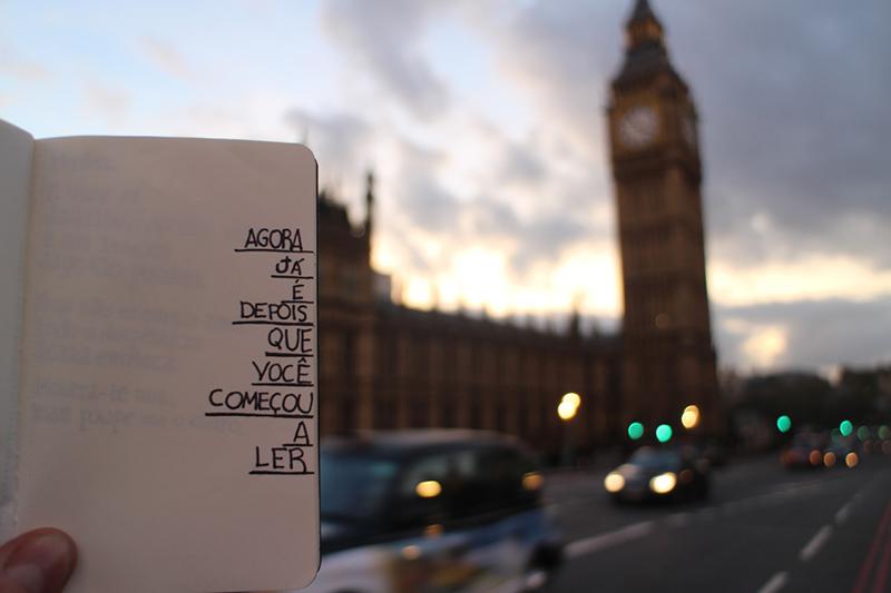 Londres, Inglaterra | Foto: Ricardo Müller