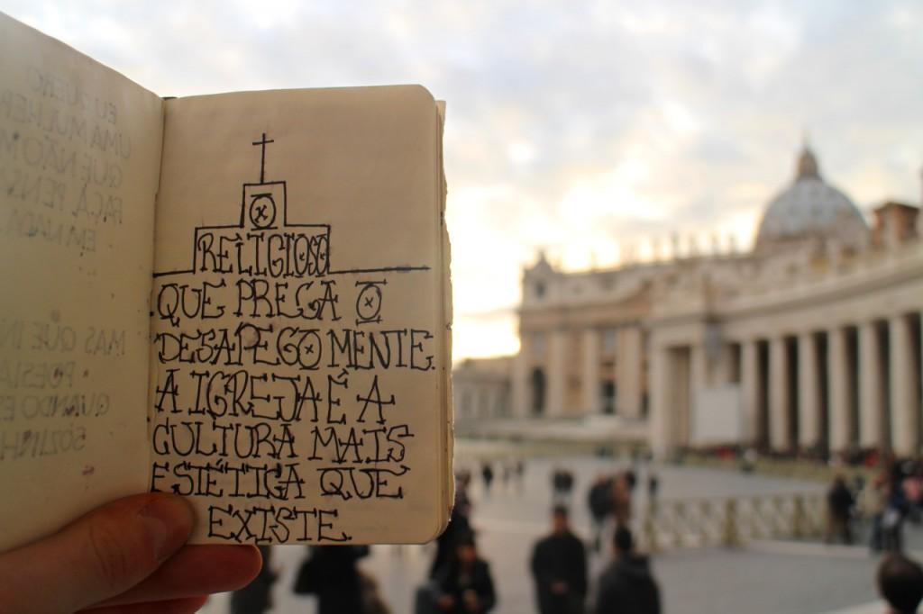 Roma, Itália | Foto: Ricardo Müller