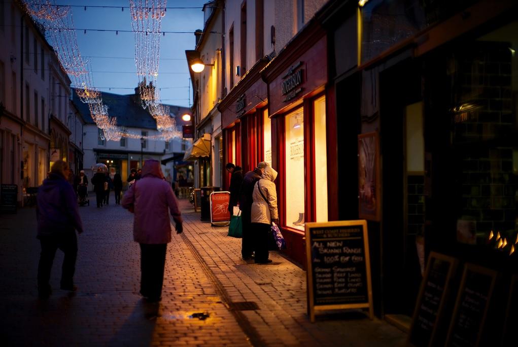 Fotografia criada usando a Leica Noctilux-M 50mm f/0,95 | Foto: Stephen Cosh