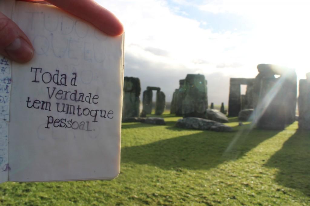 Stonehenge, Inglaterra | Foto: Ricardo Müller
