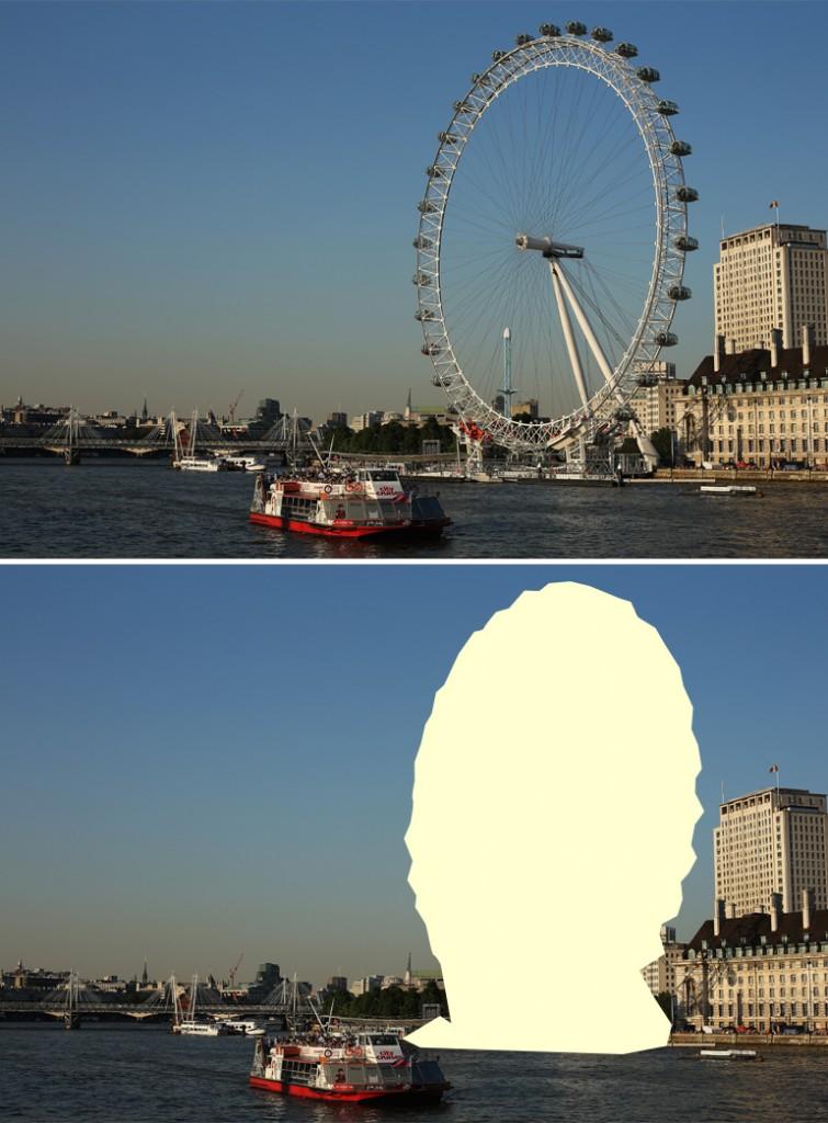 Pode deixar de ser possível compartilhar o London Eye nas redes sociais.