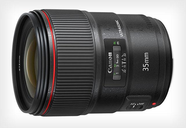 A nova lente Canon EF 35mm f/1.4L II