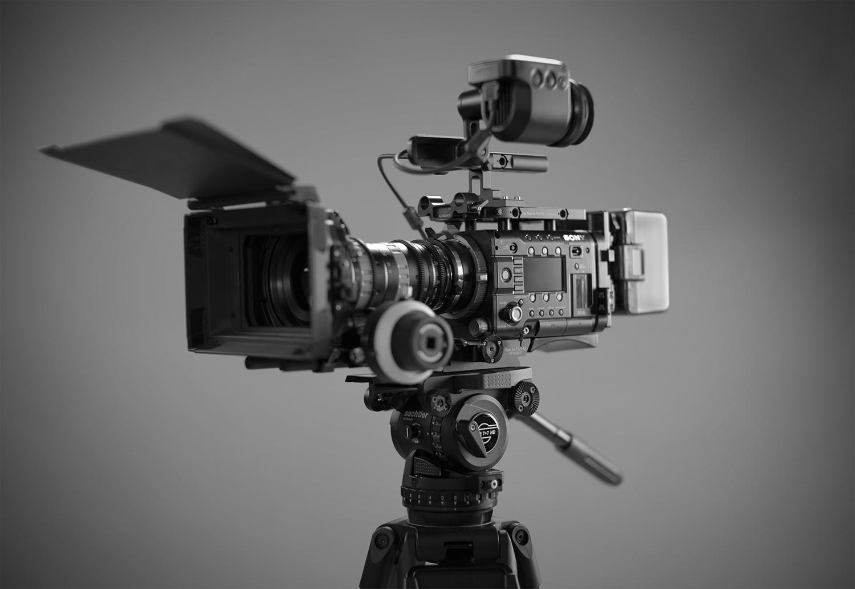 A Sony CineAlta 8K deve se parecer com a F55, câmera desta foto   Crédito: Phantom Film
