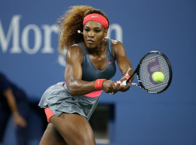 A tenista Serena Williams | Foto: Divulgação