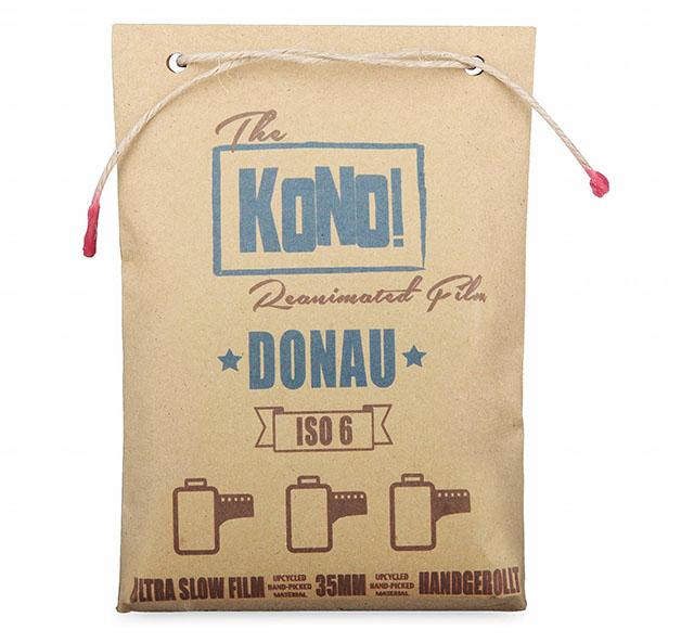 Pacote com 3 filmes KONO! Donau