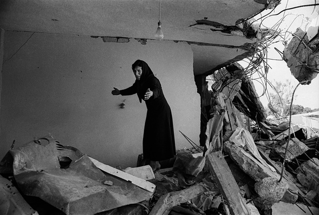 Beirut em 1982   Foto: Don McCullin/PA