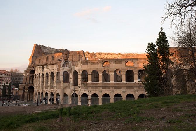 Coliseu   Foto:  Trina Merry