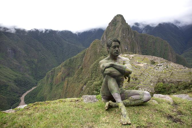 Machu Picchu    Foto:  Trina Merry