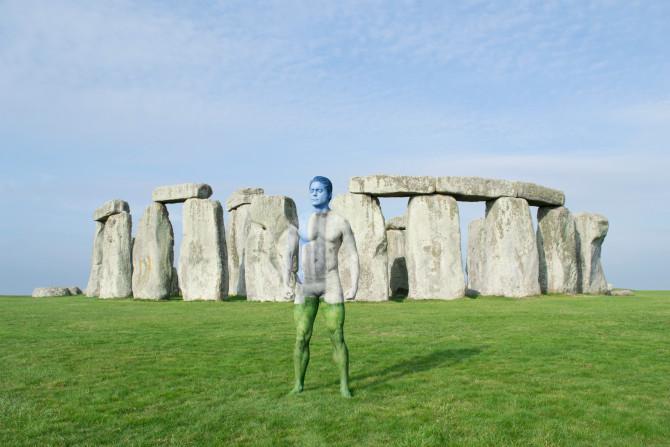 Stonehenge   Foto:  Trina Merry