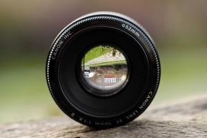 iPhoto Channel - Lente 50mm