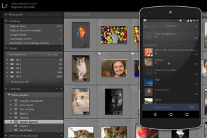 Lightroom Mobile 2.0 para Android