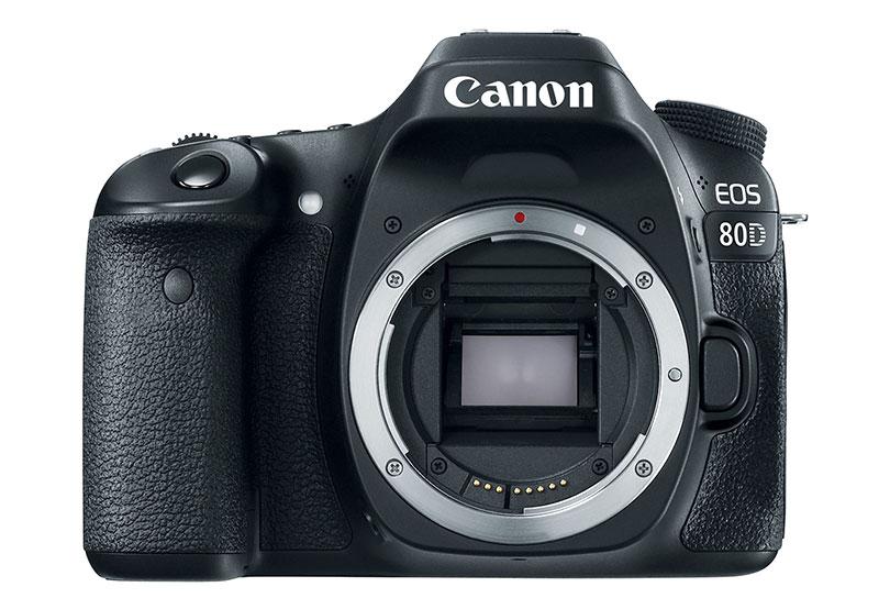 câmera fotográfica Canon 80D