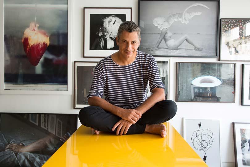 Eder Chiodetto é um dos convidados que realiza leituras de portfólio | Foto: Estúdio X+X