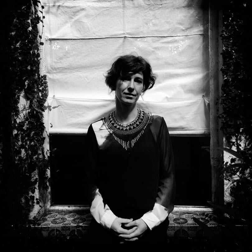 Veronica Cordeiro é uma das convidadas que realiza leituras de portfólio | Foto: Adriana Zehbrauskas