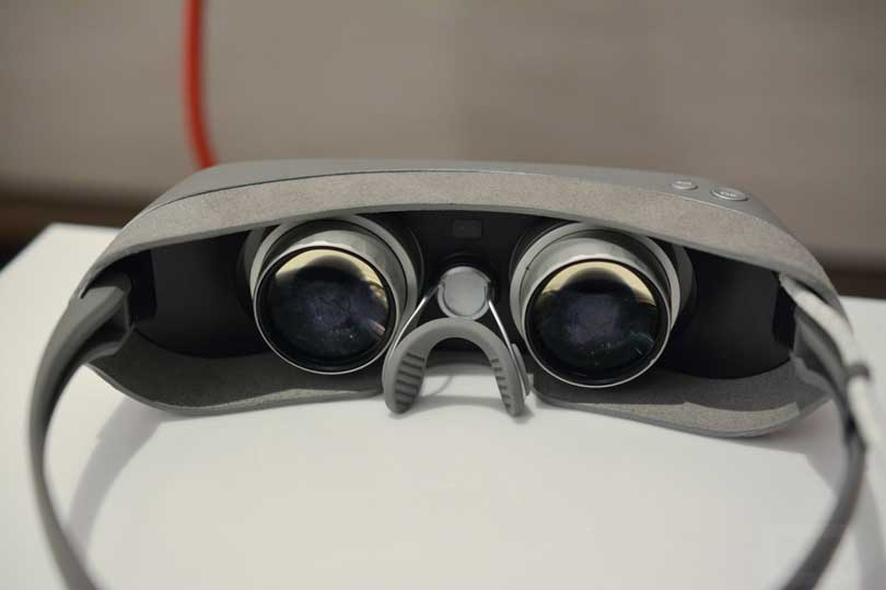 O óculos LG 360 VR | Foto: www.droid-life.com