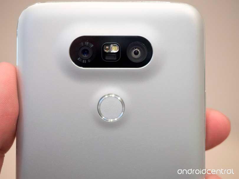 novo LG G5 com 3 câmeras