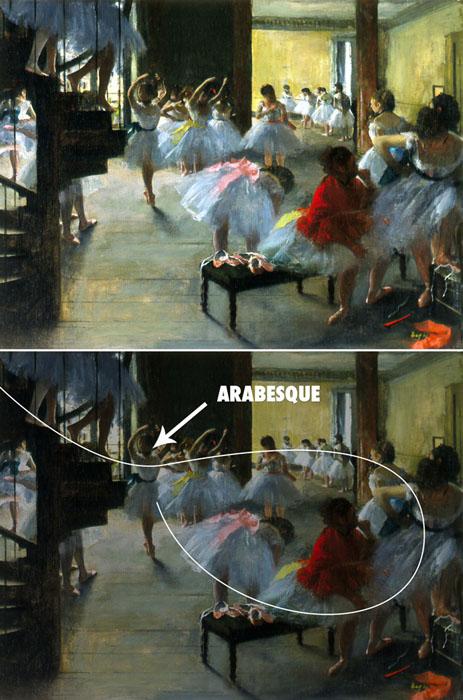 Edgar Degas curso de fotografia: aula 5  -  ignorando a regra dos terços Curso de Fotografia: Aula 5  –  Ignorando a Regra dos Terços image9