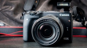 Canon EOS M3 | Foto: Kristoffer Møllevik