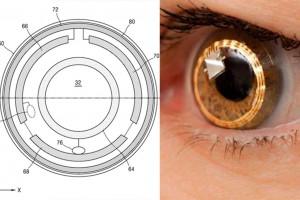 Imagem da patente (esquerda) e foto ilustrativa (direita)