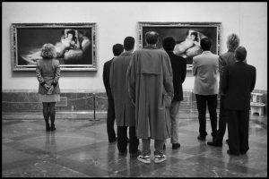 SPAIN. Madrid. 1995. Prado Museum (Museo del Prado).