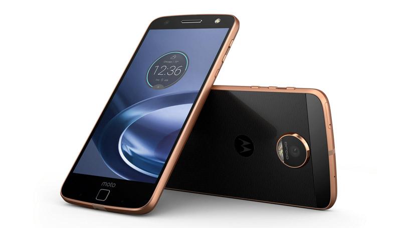 O smartphone Moto Z