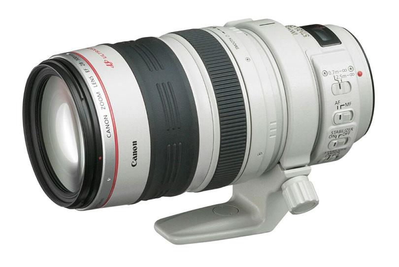 A lente 28-300mm atualmente no mercado