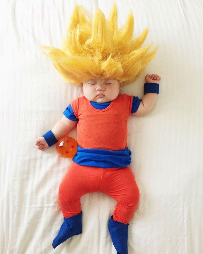 Goku, de Dragon Ball Z