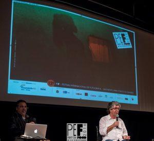 Gueorgui Pinkhassov e Milton Guran Foto: Nereu Jr
