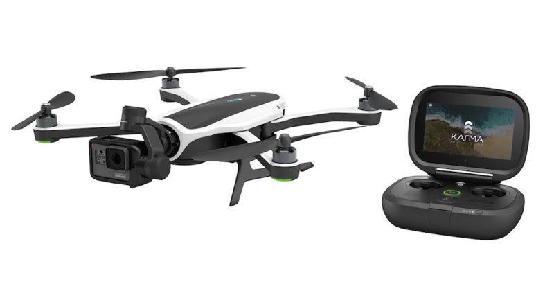 O drone Karma da GoPro