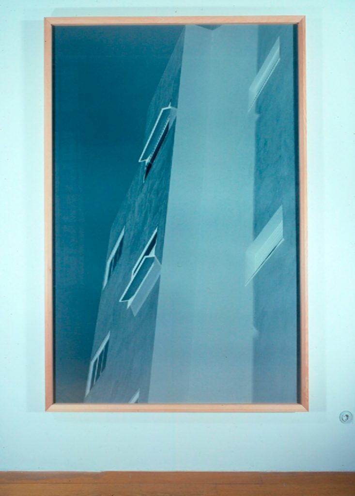 """Gunther Förg, """"Bauhaus Tel Aviv, 2001, FÖ 172"""", 2001"""