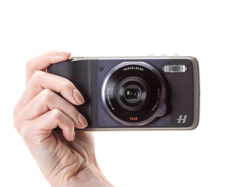 Hasselblad anuncia módulo para câmera de smartphone iPhoto Channel 375866fec0