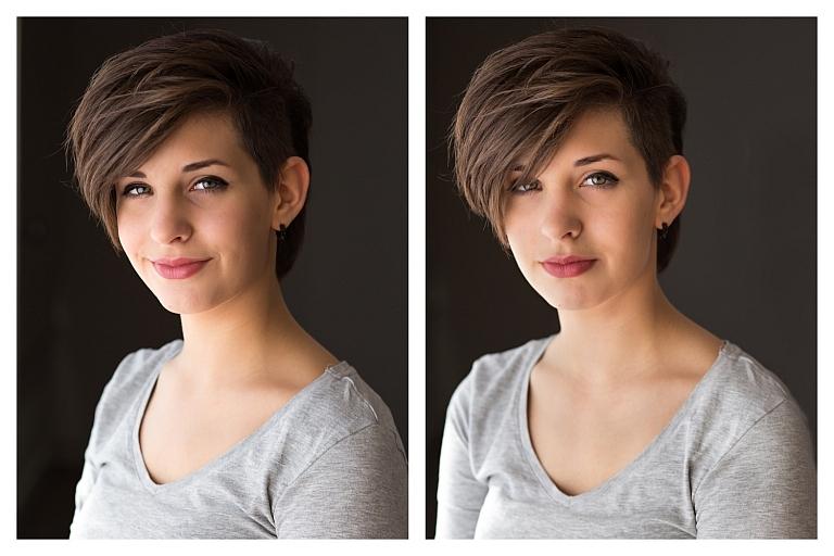Esquerda (sem refletor): ISO 320, f /4, 1/200. Direita (com refletor): ISO 320, f / 4, 1/320 | Fotos: Karen Kist