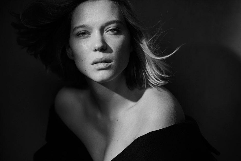 Léa Seydoux | Foto: Lindbergh