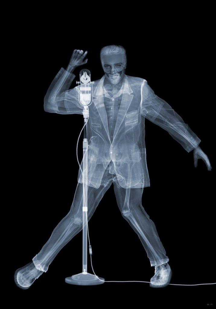 Elvis Presley | Foto: Nick Veasey