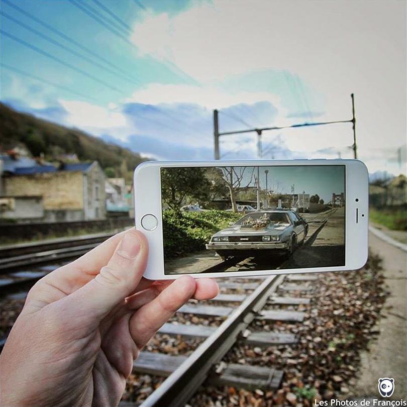De volta para o Futuro | Foto: François Dourlen