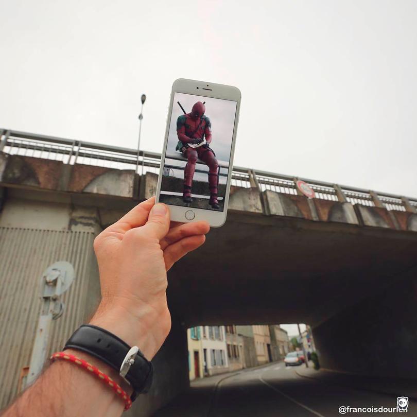Deadpool | Foto: François Dourlen