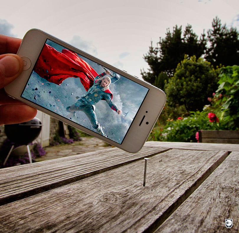 Os Vingadores | Foto: François Dourlen