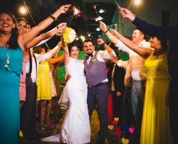 Casamento de Liliana e Bruno | Foto: Mycoln Monteiro.