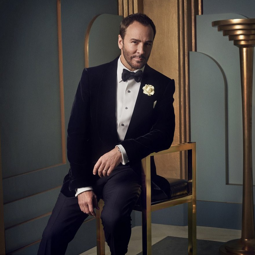 Tom Ford | Foto: Mark Seliger